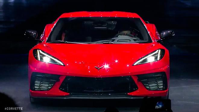 Chevrolet Corvette C8 gây thất vọng vì dính lỗi trong lắp ráp tại Mỹ - 1