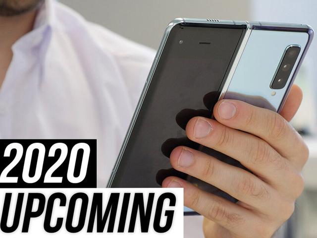 Những smartphone sẽ khiến dân công nghệ sôi sục trong năm nay (P1)
