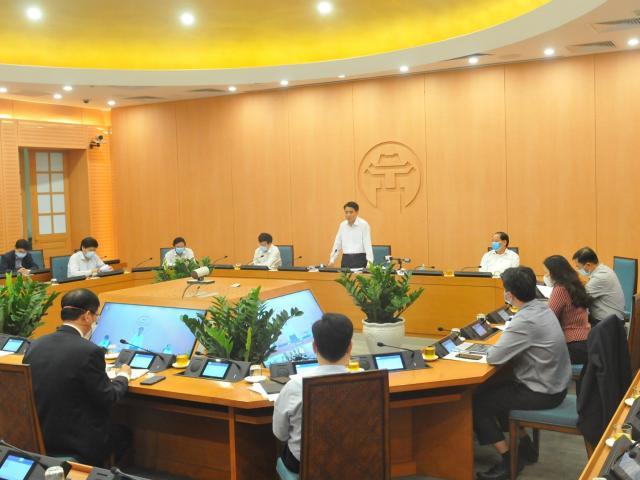 Bệnh nhân 185 nhiễm Covid-19 ở Hà Nội tiếp xúc với nhiều người