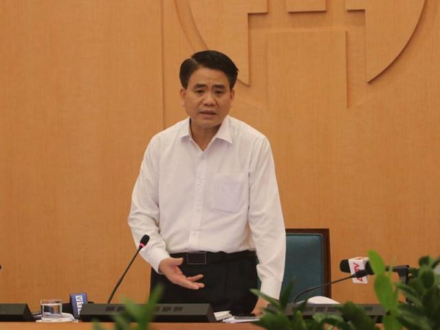 """Chủ tịch Hà Nội nói gì về thông tin """"người nhiễm Covid-19 có thể tự khỏi""""?"""