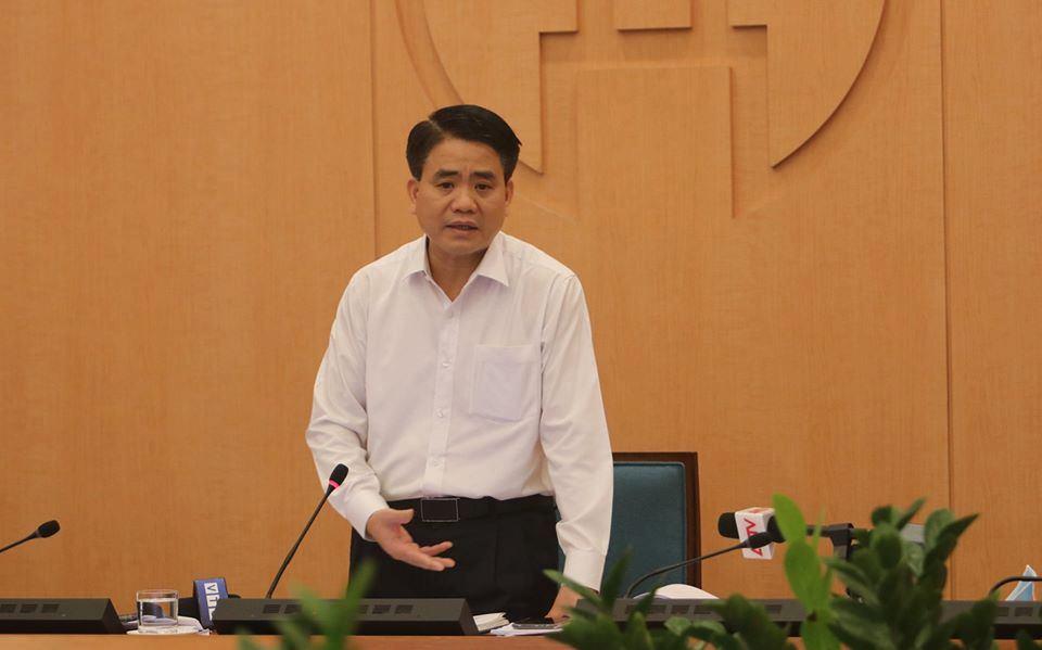 """Chủ tịch Hà Nội nói gì về thông tin """"người nhiễm Covid-19 có thể tự khỏi""""? - 1"""