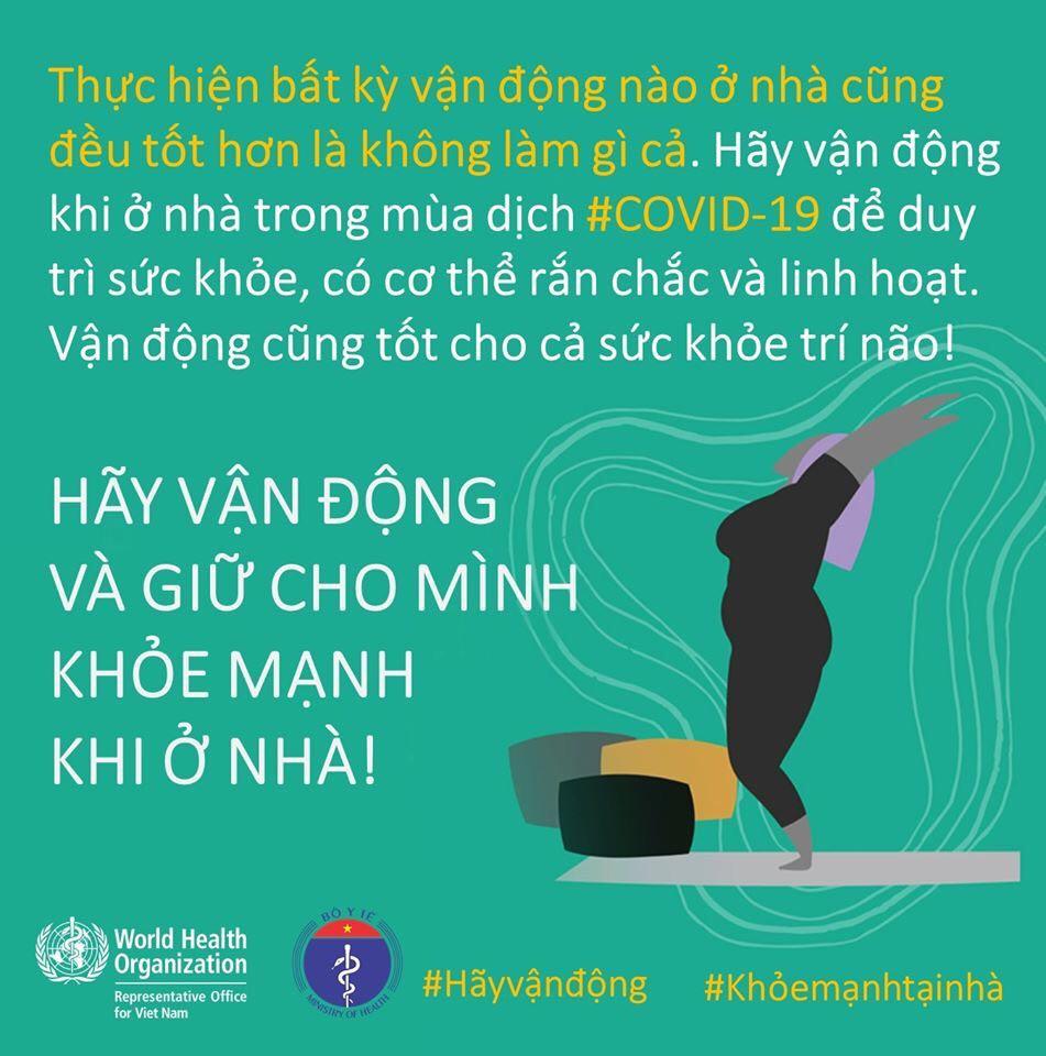 Khuyến khích người dân tăng cường vận động thể lực để giữ sức khỏe phòng tránh Covid-19 - 4