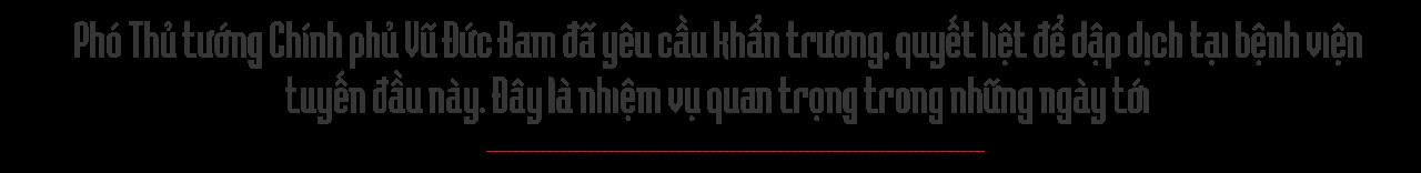 Ổ dịch Covid-19 nguy hiểm nhất Việt Nam - 2