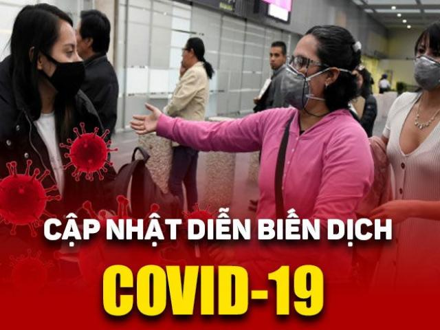 Dịch Covid-19 tối 31/3: Dự đám tang, 17 người trong cùng một gia đình ở Anh nhiễm Covid-19