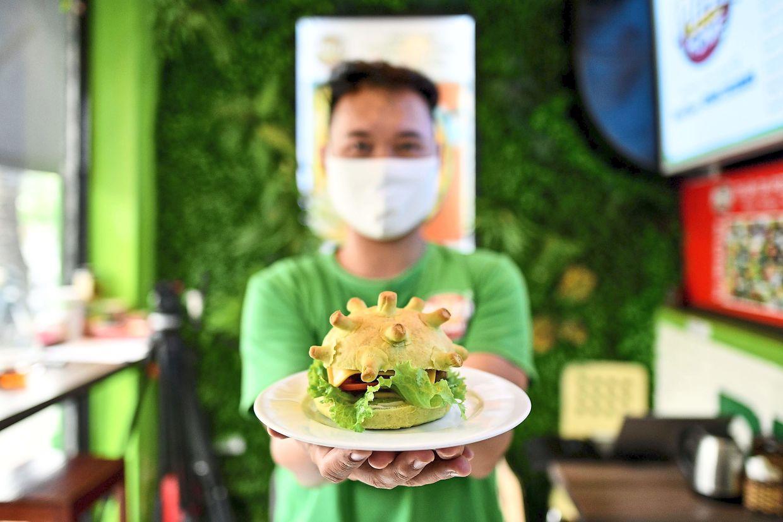 """Chiếc bánh """"corona"""" độc lạ của ông chủ trẻ tuổi người Việt, báo Mỹ khen hết lời - 1"""