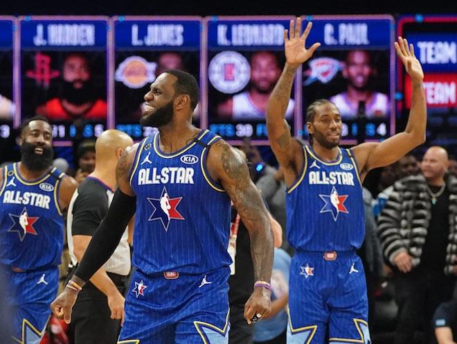 Tin thể thao HOT 1/4: NBA sẽ chính thức trở lại theo cách không ngờ - 1