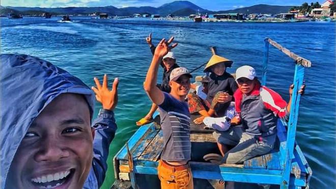 Chàng trai đi bộ xuyên Việt với 0 đồng và những chuyện hấp dẫn trong hành trình - 1