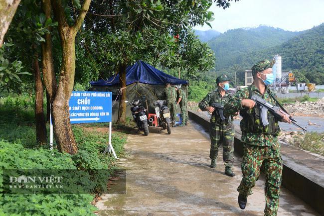 Phút giao thừa lặng lẽ từ biên giới Quảng Ninh: Căng mình chống xuất nhập cảnh trái phép - 5