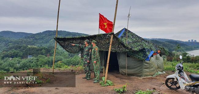 Phút giao thừa lặng lẽ từ biên giới Quảng Ninh: Căng mình chống xuất nhập cảnh trái phép - 4