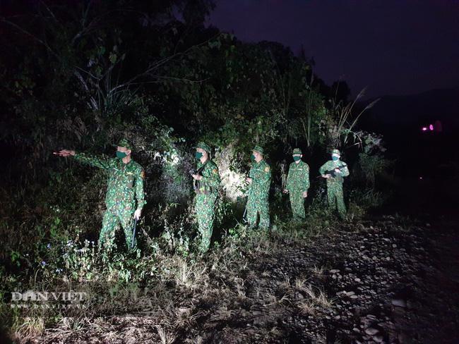 Phút giao thừa lặng lẽ từ biên giới Quảng Ninh: Căng mình chống xuất nhập cảnh trái phép - 1