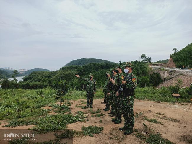 Phút giao thừa lặng lẽ từ biên giới Quảng Ninh: Căng mình chống xuất nhập cảnh trái phép - 8