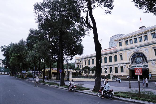 Lặng ngắm một Sài Gòn rất khác, không ồn ã trong sáng đầu năm mới - 11