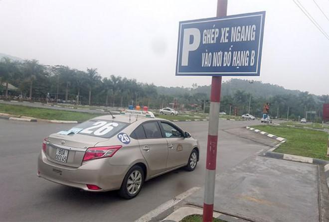 Thêm quy định mới với người học và thi bằng lái ô tô - 1