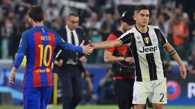 """""""Hoàng tử"""" Dybala tính rời Juventus: Ngóng tin Barca, thay Messi làm vua? - 1"""