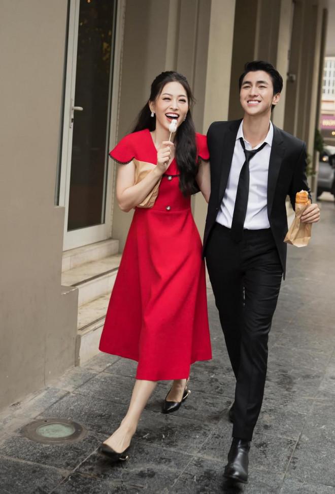 Huyền My, Diễm Hương khoe dáng 'bỏng mắt' với áo tắm ngày đầu năm mới 2021 - 9