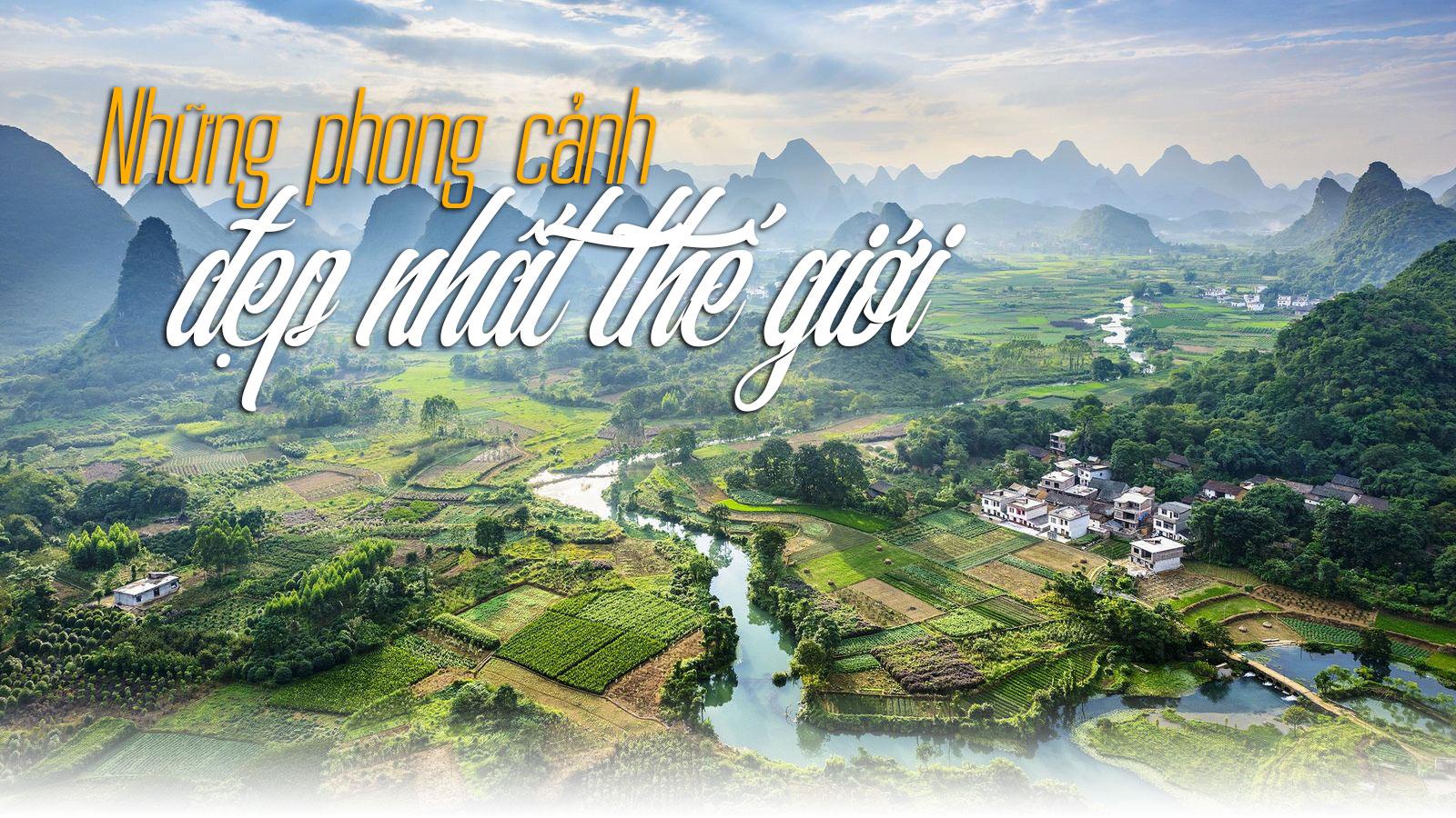 Việt Nam lọt top những phong cảnh đẹp nhất thế giới - 1
