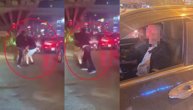 Vụ tài xế đánh người ở ngã tư ở Hà Nội: Nạn nhân đang bị đe doạ ra sao? - 2