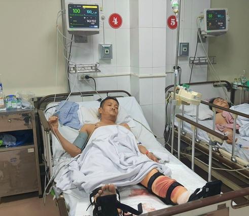 Nạn nhân sống sót kể về giây phút xảy ra vụ đứt cáp tại Nghệ An - 2