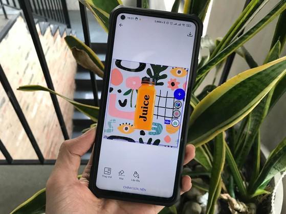 2 cách xóa và thay thế phông nền hình ảnh bằng điện thoại - 1