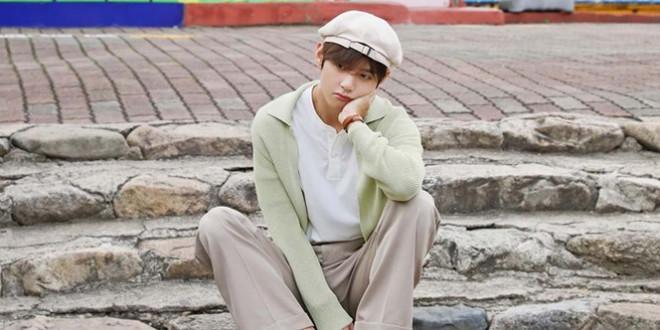 Học ngay các idol K-Pop cách đội mũ beret, chiếc mũ được yêu thích nhất trong mùa Đông - 4