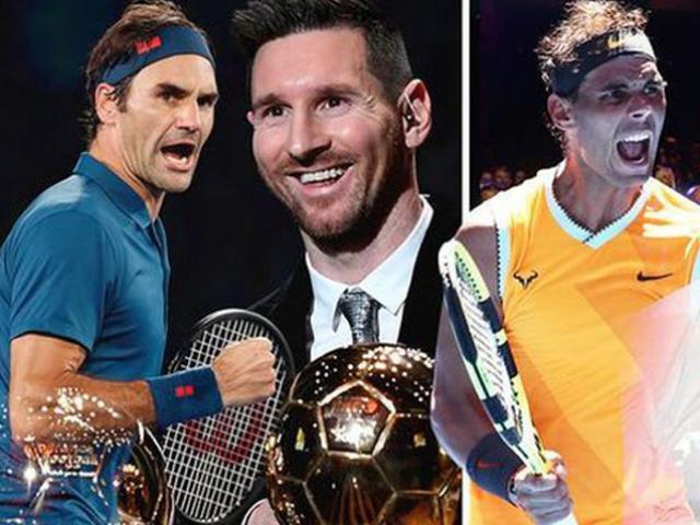 Messi ngưỡng mộ Federer và Nadal, mỹ nhân vượt khó mơ làm mẹ (Tennis 24/7)