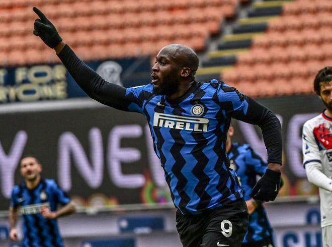 """Lukaku chinh phục Serie A: Ghi 50 bàn/70 trận, xô đổ kỷ lục của Ro """"béo"""" - 1"""