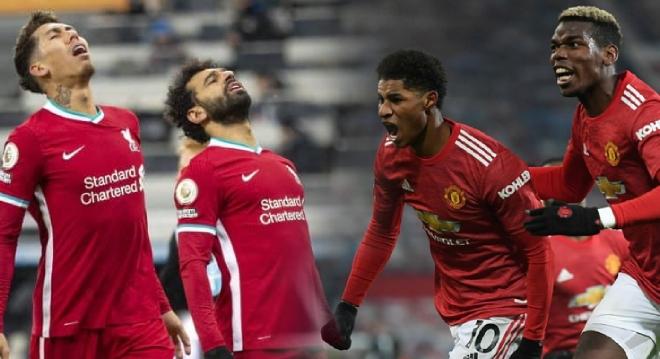 """9 đội ngăn MU - Liverpool đua """"song mã"""", vô địch ngoại hạng Anh khó lường - 1"""