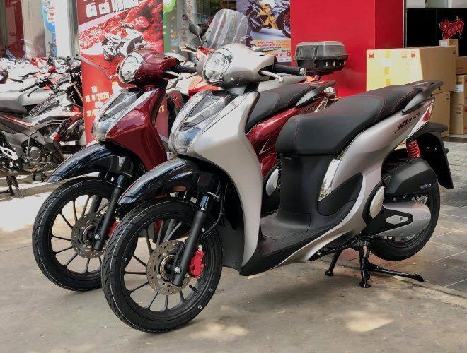 Bảng giá Honda SH Mode mới nhất trong tháng 1/2021 - 1