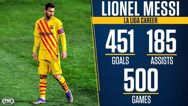 """Barca thắng nhọc, Messi kiến tạo cực """"đỉnh"""" mừng mốc 500 trận ở La Liga - 1"""