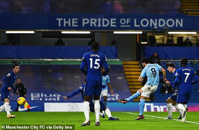 Video Chelsea - Man City: Tấn công áp đảo, sơ sảy phút bù giờ - 1
