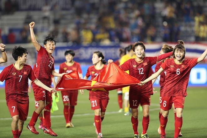 Việt Nam rộng cửa dự World Cup bóng đá nữ - 1