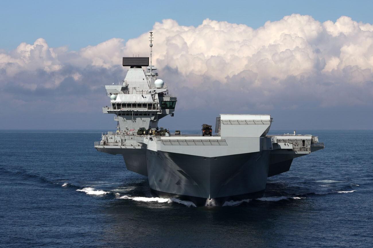 """Hải quân châu Âu đổ về châu Á cùng đối phó TQ, Nhật-Mỹ """"mừng ra mặt""""? - 1"""