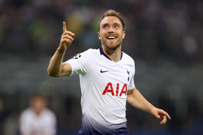 Tin chuyển nhượng 5/1: Tottenham gây sốc khi muốn tái hợp Eriksen - 1