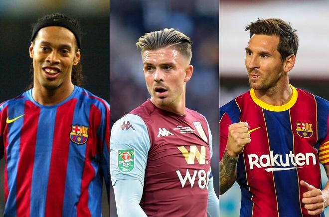 Tin mới nhất bóng đá tối 5/1: Huyền thoại MU ví Grealish như Messi và Ronaldinho - 1