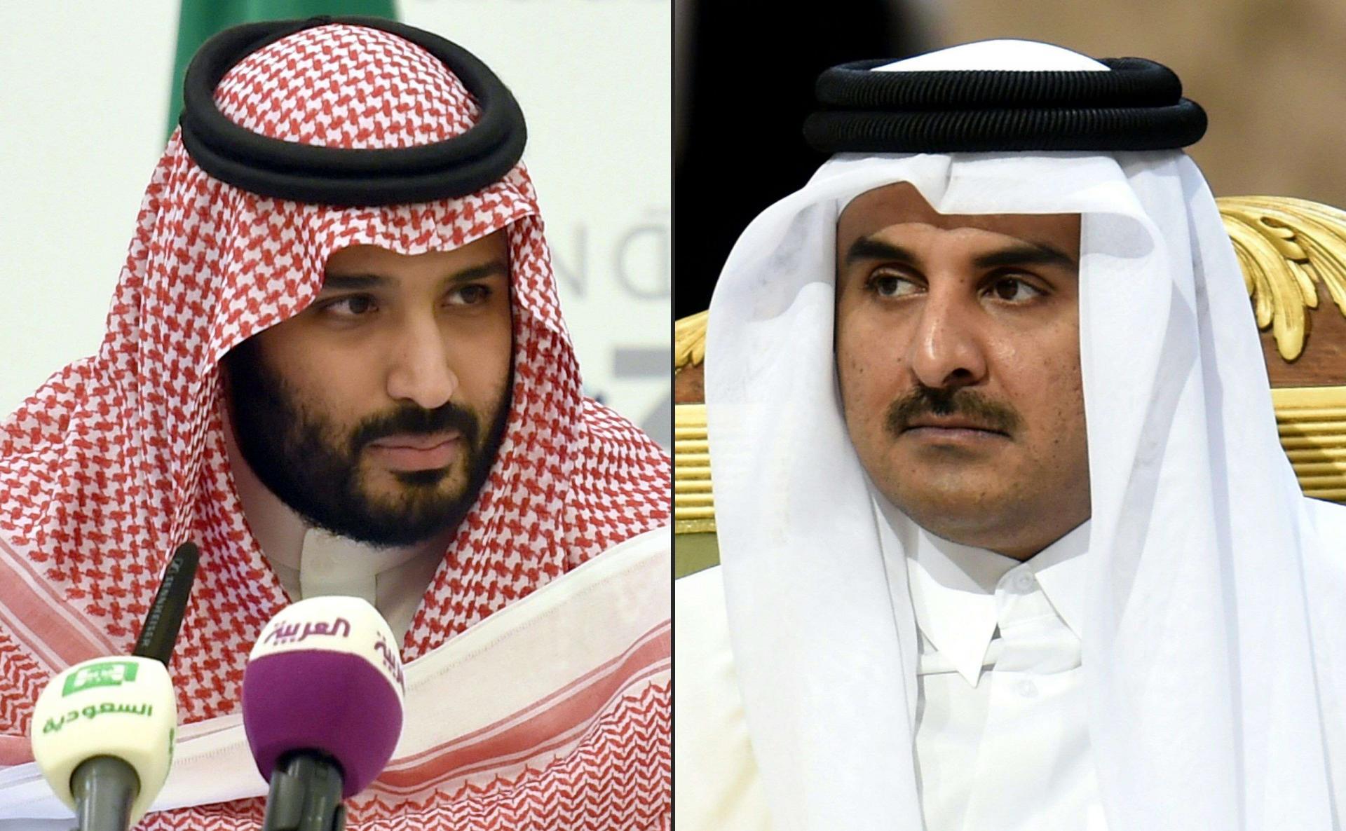 Ông Trump sắp đến hạn rời Nhà Trắng, Ả Rập Saudi có động thái bất ngờ với Qatar - 1