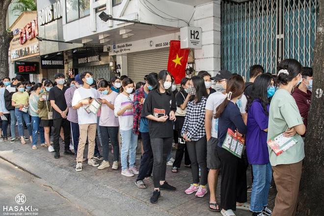 Bùng nổ siêu sale mừng Hasaki khai trương chi nhánh 14, tín đồ làm đẹp nô nức săn deal giá sốc 4.000đ - 8.000đ - 1