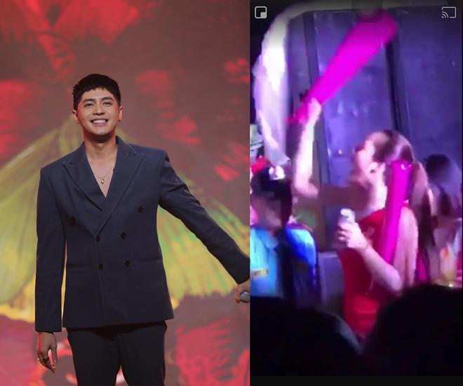 """Sao Việt bị khán giả """"tập kích"""" trên sân khấu và cái kết bất ngờ - 1"""