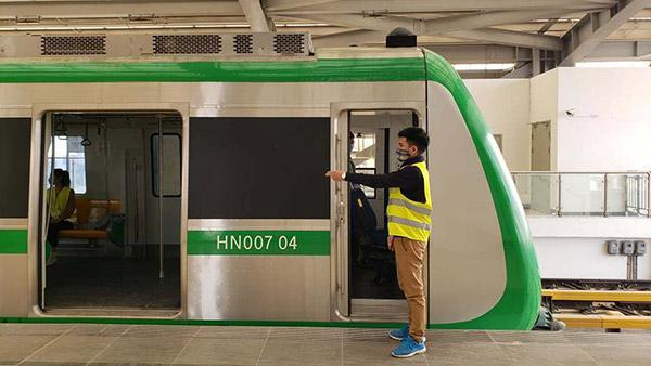 Dự án đường sắt Cát Linh-Hà Đông sẽ vận hành vào giữa tháng 1/2021 - 1