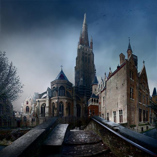 10 thị trấn thời Trung cổ đẹp nhất thế giới - 22