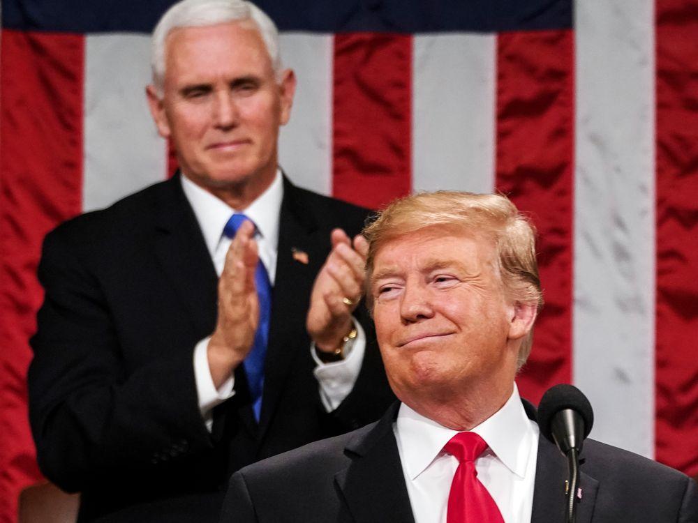 """Báo Mỹ đưa tin phó tướng không giúp """"lật kèo"""" bầu cử, ông Trump nổi trận lôi đình - 1"""