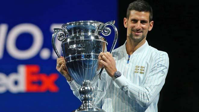 Djokovic số 1 thế giới: Bám đuổi Federer - Nadal, cần 66 chiến thắng cho kỷ lục - 1