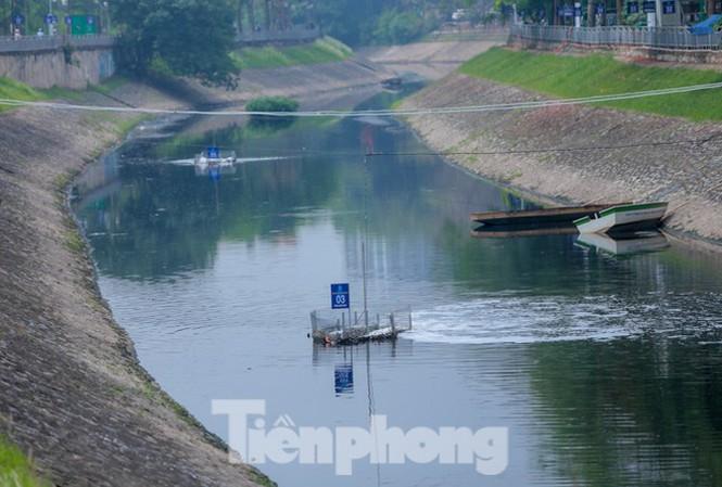 Hà Nội đề xuất bổ cập nước sông Hồng cho sông Tô Lịch từ cống Liên Mạc - 1