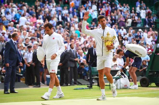 Federer mơ Grand Slam 21: Học Nadal - Djokovic, phải đổi cách đánh? - 1
