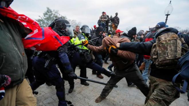 Bạo loạn ở Mỹ: Trung Quốc mỉa mai, Nga-Iran lên tiếng - 1