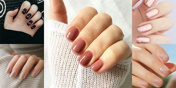 30 mẫu nail đẹp, xinh cho móng tay nữ thêm đáng yêu hot nhất 2021 - 1