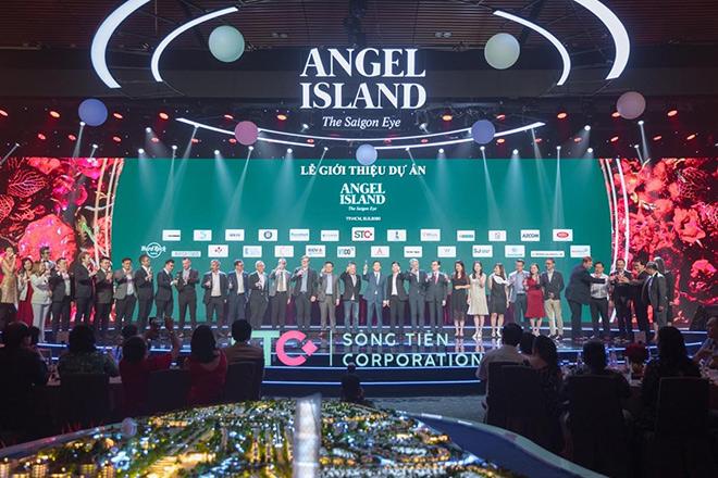 Hơn 20 đối tác danh tiếng kiến tạo đảo sinh thái Angel Island - 1