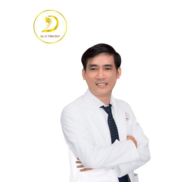 Nâng mũi thẩm mỹ bác sĩ Lê Trần Duy - 1