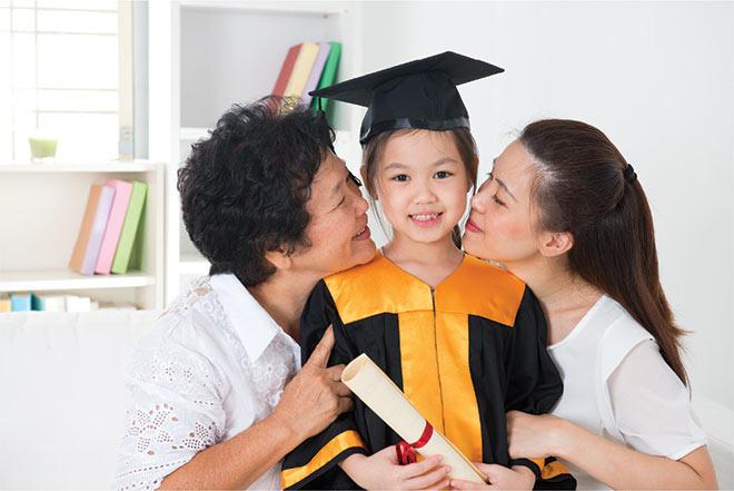 """Prudential ra mắt sản phẩm giáo dục """"Pru-hành trang trưởng thành"""" - 1"""