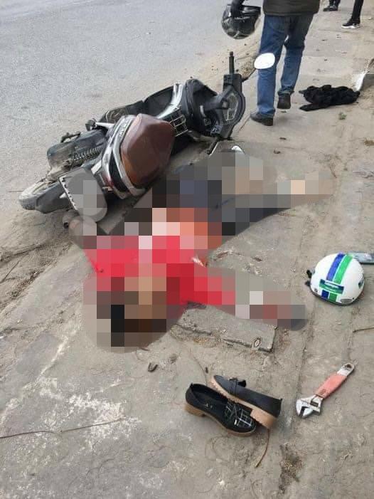 Về thăm nhà ngoại, người phụ nữ bị sát hại giữa phố Hà Nội - 1