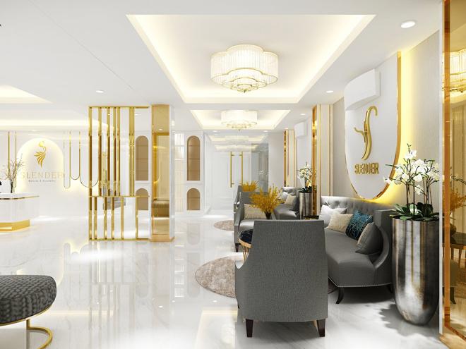 Viện thẩm mỹ Slender - thương hiệu làm đẹp uy tín, chất lượng hiện chỉ có cơ sở tại Tp. Hồ Chí Minh - 1